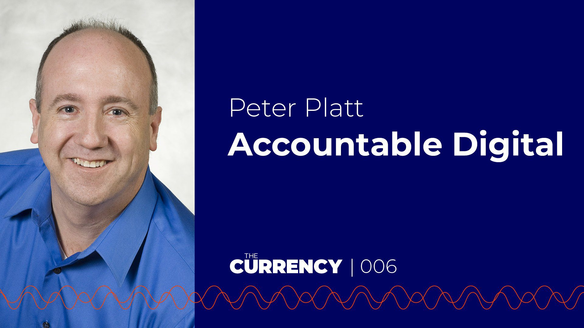 Peter Platt on The Currency podcast