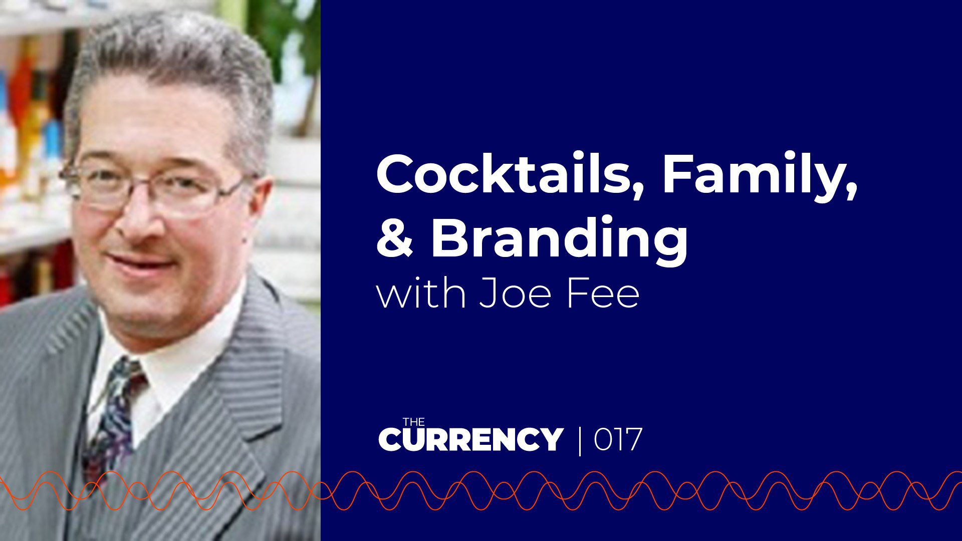 Joe Fee, president of Fee Brothers, on The Currency podcast