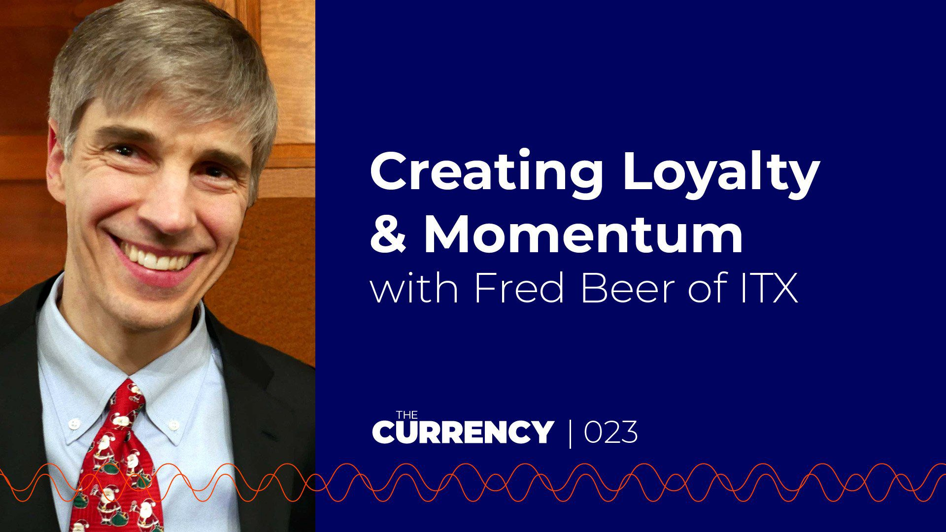 Fred Beer of ITX on The Currency podcast