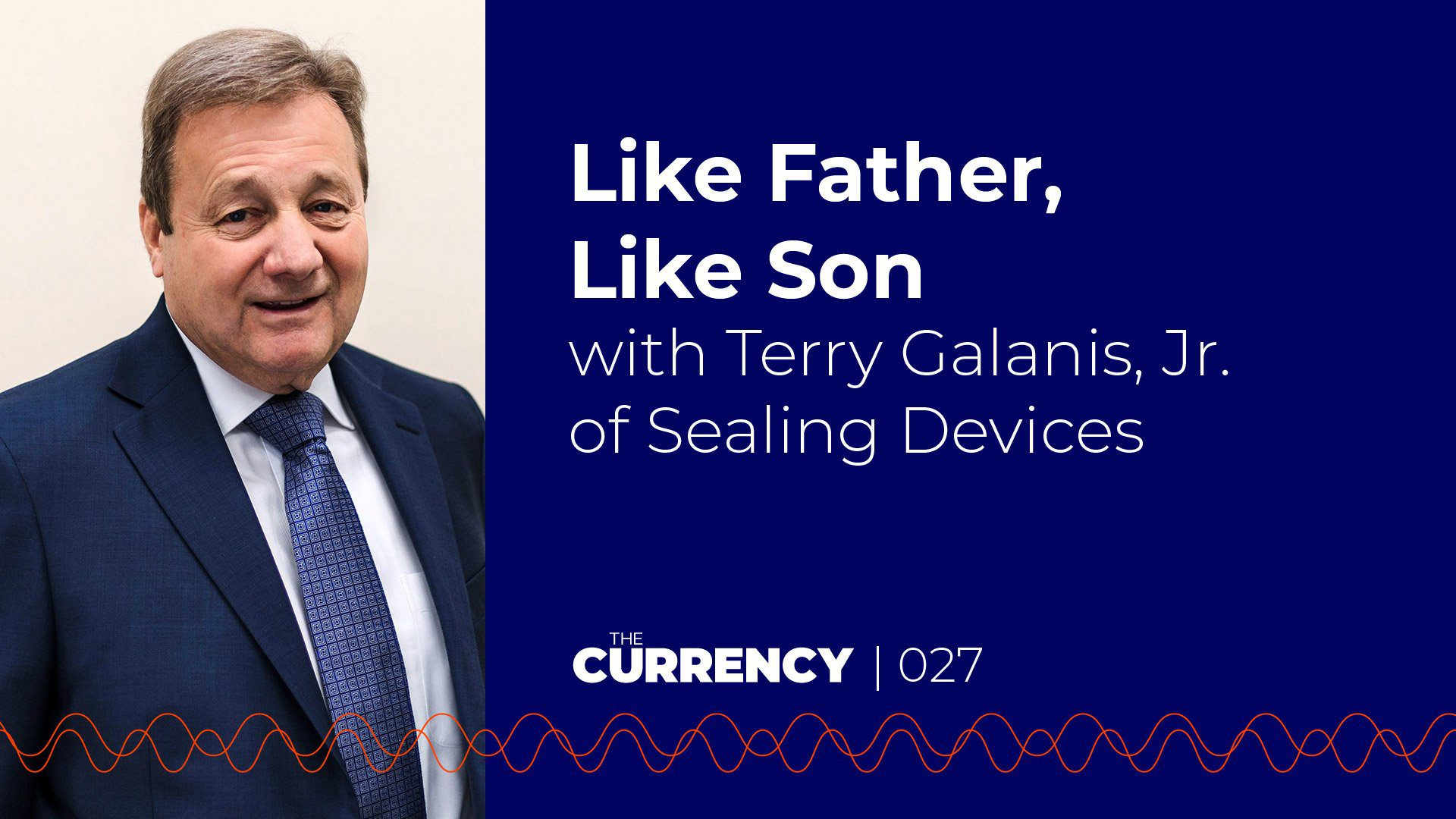 Terry Galanis, Jr. on The Currency podcast