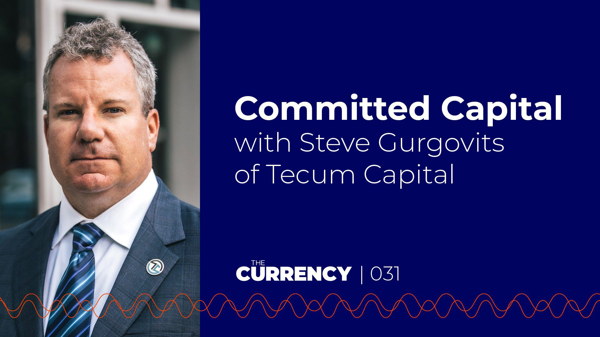 Steve Gurgovits of Tecum Capital on The Currency podcast
