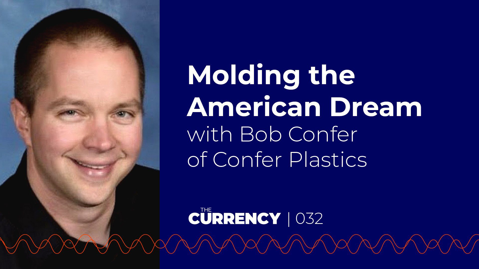 Bob Confer on The Currency podcast