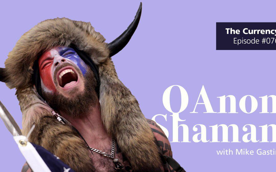 QAnon Shaman